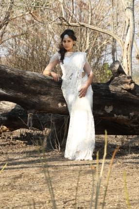 Beautiful Signature Bridal Saree from our collection worn by beautiful bride