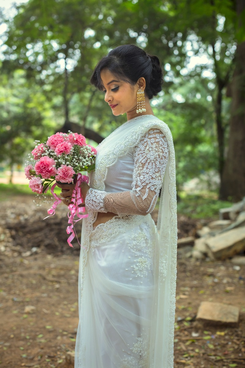 Beautiful Signature Bridal from our collection  Carried by pretty bride