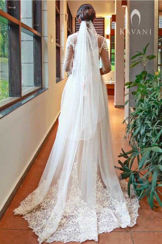 Off-White Gown